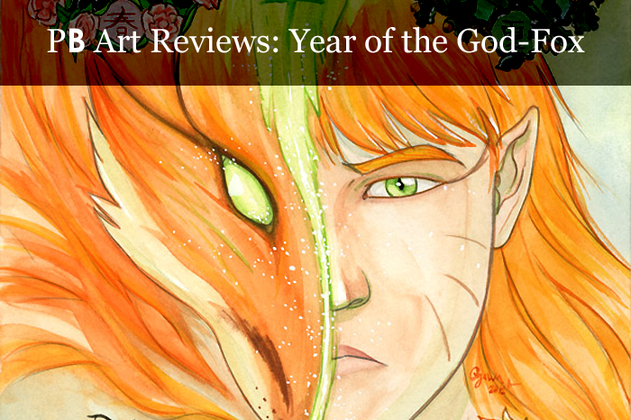 Year of the God-Fox header