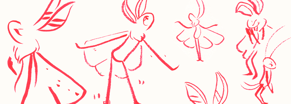 Browse a bunch of new pages & compliations up in the sketchbook!