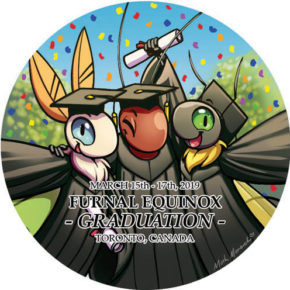 Furnal Equinox 2019 Promo Button
