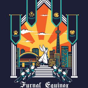 Furnal Equinox 2019 Shirt Design